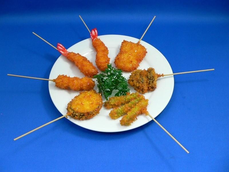 串カツ 食品サンプル