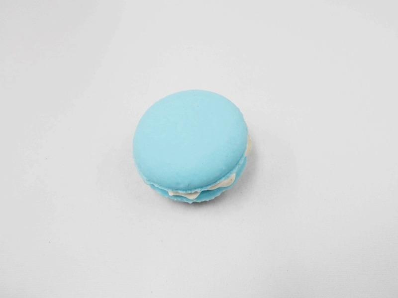 Macaron (blue) Magnet