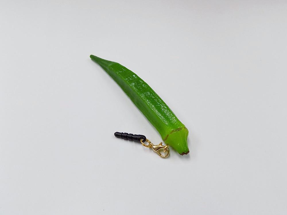 Okra Headphone Jack Plug