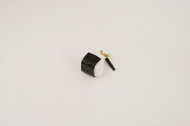 Onigiri (Rice Ball) (small) Headphone Jack Plug