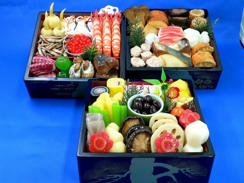 Osechi (New Year's Dish) Ver. 2 Replica