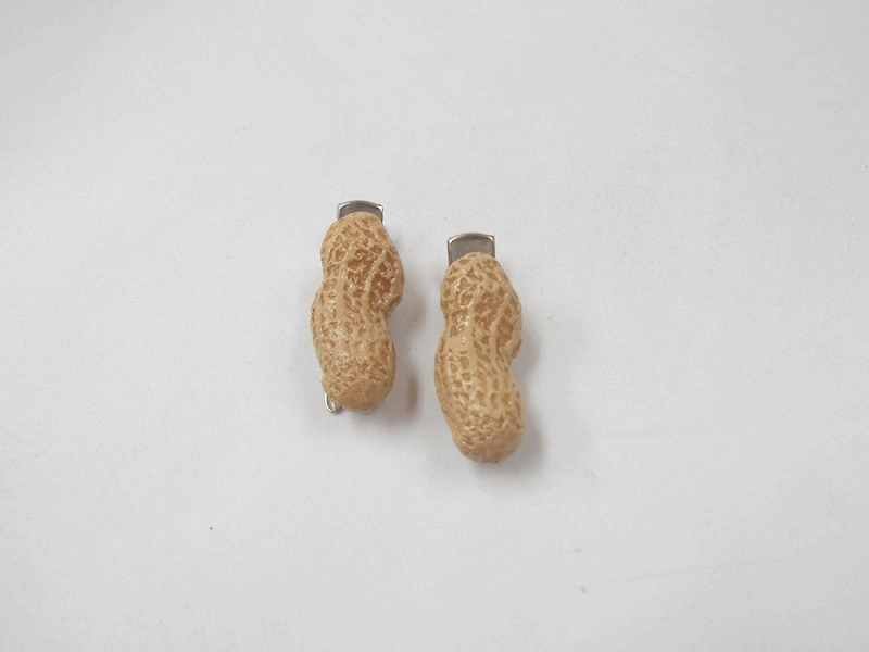 Peanut Hair Clip (Pair Set)