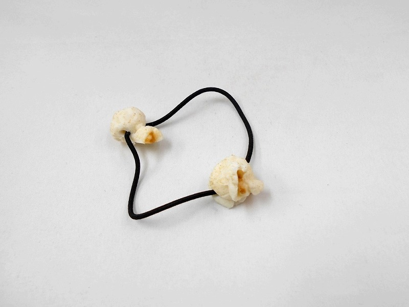 Popcorn Hair Band (Pair Set)