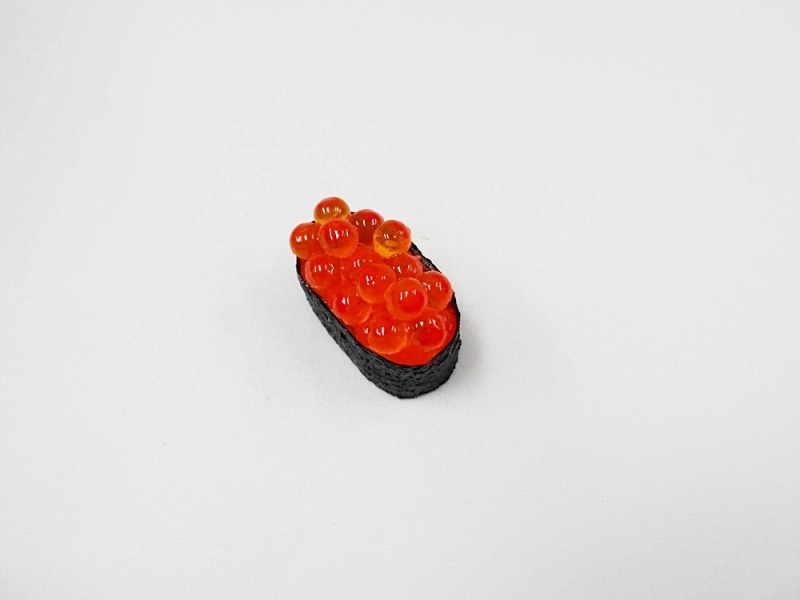 Salmon Roe Battleship Roll Sushi (small) Magnet