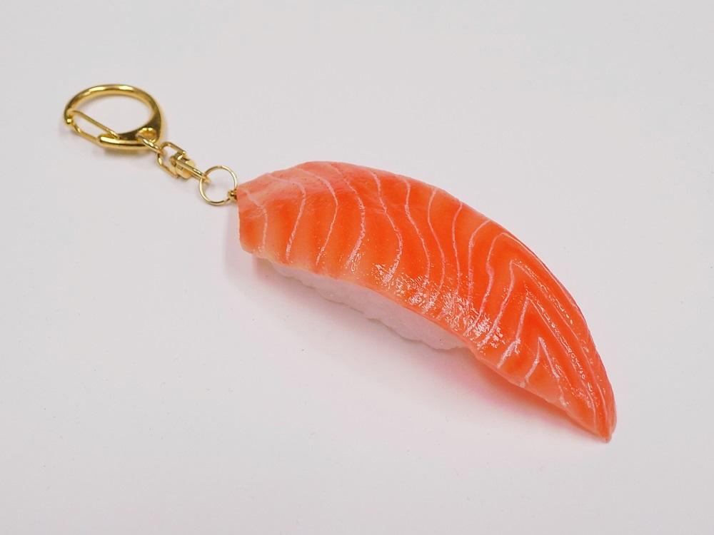 寿司 サーモン キーホルダー