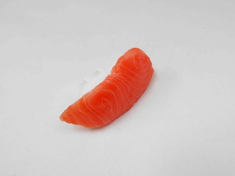 Salmon Sushi Plug Cover