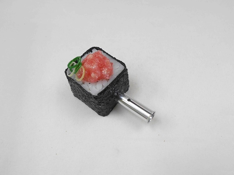 Scallion & Tuna Roll Sushi Ver. 2 Pen Cap