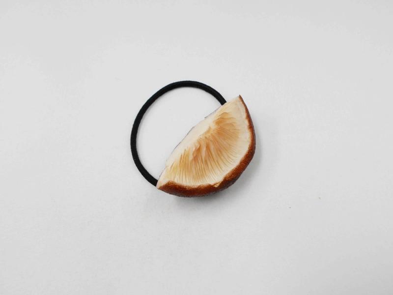 椎茸カット ヘアゴム