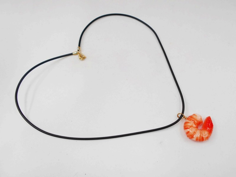 Shrimp (mini) Necklace