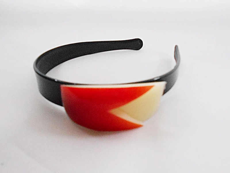 Sliced Apple (medium) Headband
