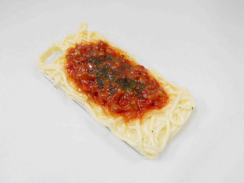 Spaghetti with Meat Sauce iPhone 5/5S Case
