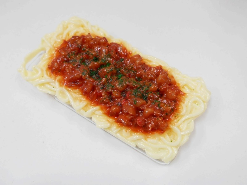 Spaghetti with Meat Sauce iPhone 6 Plus Case
