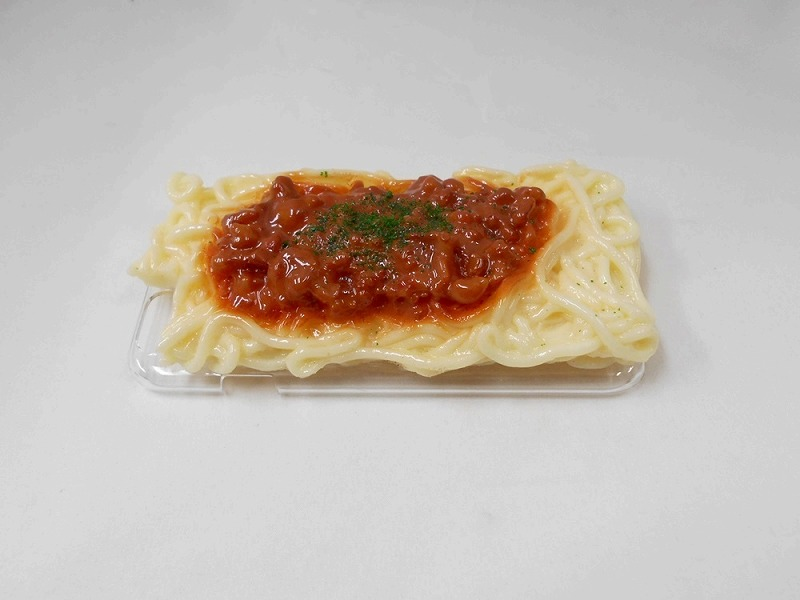 Spaghetti with Meat Sauce (new) iPhone 5/5S Case