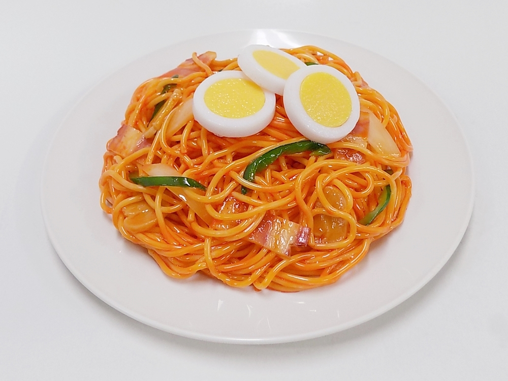 Spaghetti with Tomato Sauce Replica