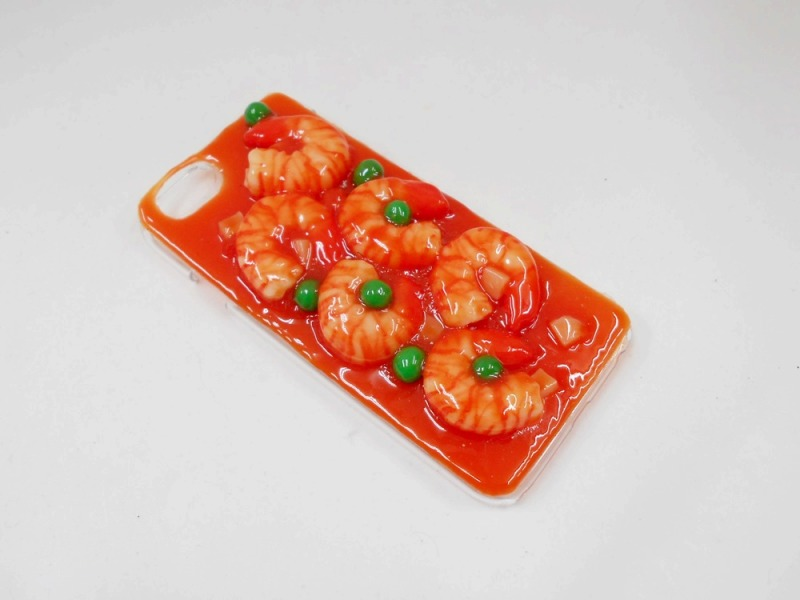 エビチリ iPhone 4/4S ケース