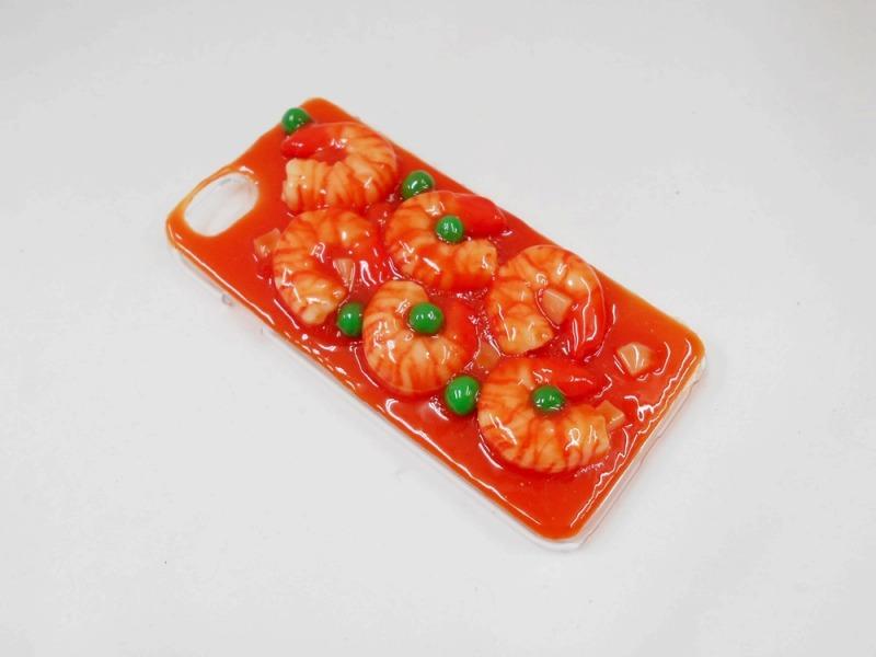 エビチリ iPhone 6/6S ケース