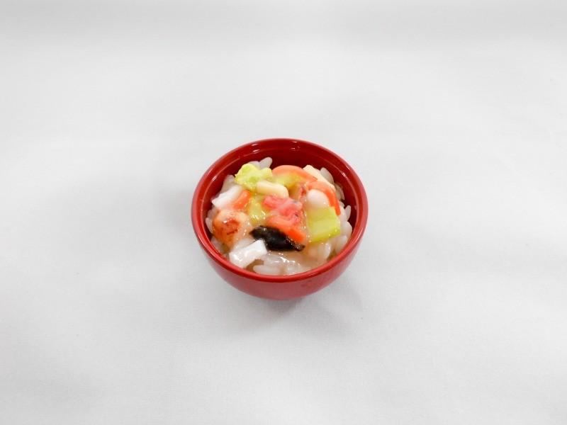 中華丼  ミニ椀