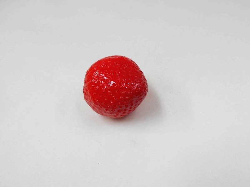 Strawberry (large) Plug Cover