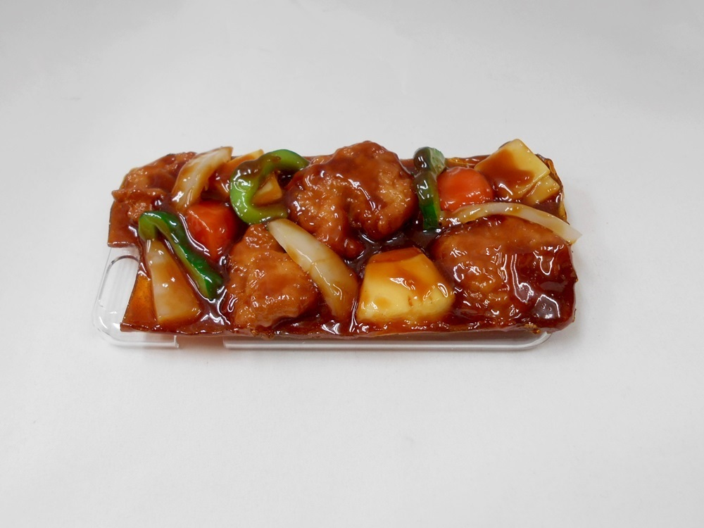 Sweet & Sour Pork (new) iPhone 8 Case
