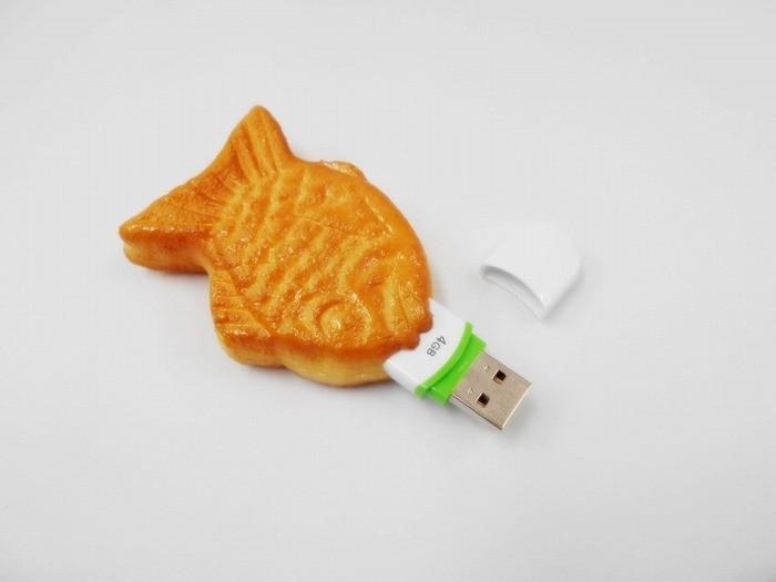 タイヤキ(新)USBメモリ