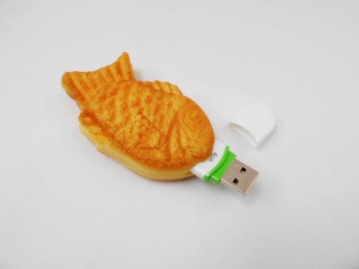 タイヤキ 小 USBメモリ