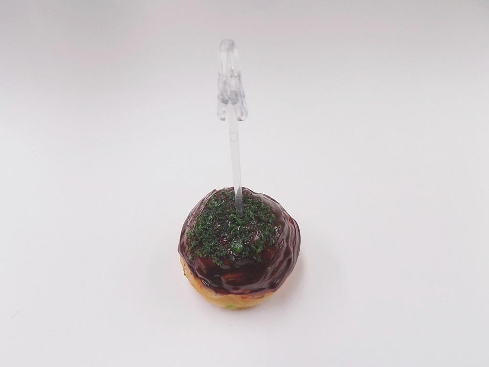 Takoyaki (Fried Octopus Ball) Card Stand