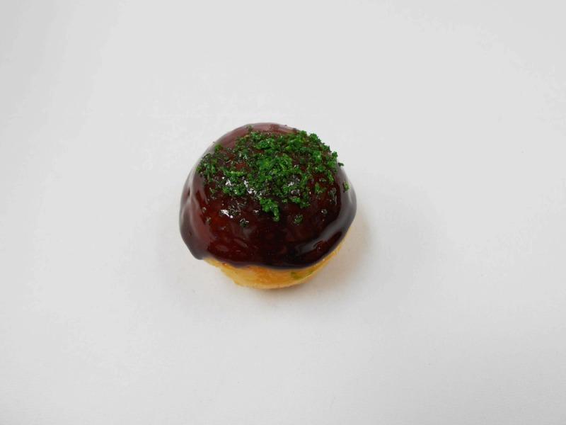 Takoyaki (Fried Octopus Ball) Magnet
