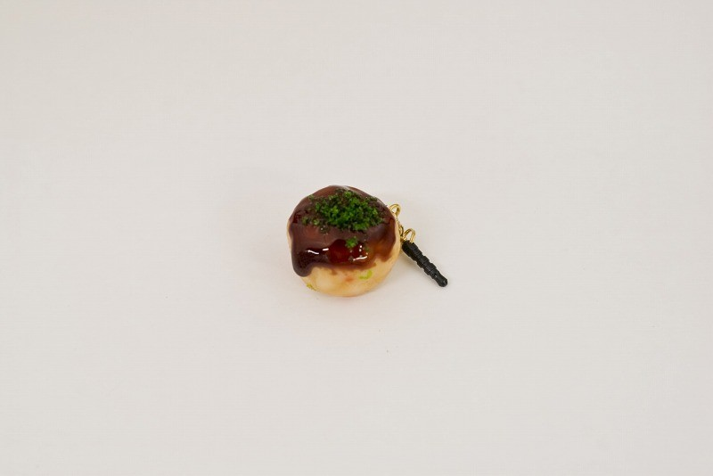 Takoyaki (Fried Octopus Ball) (small) Headphone Jack Plug