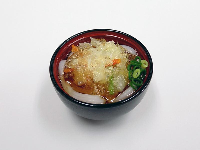 天ぷらうどん  ミニ椀