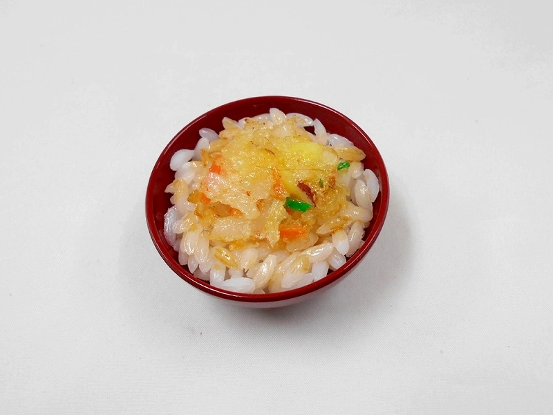Ten-don (Rice with Tempura) Mini Bowl