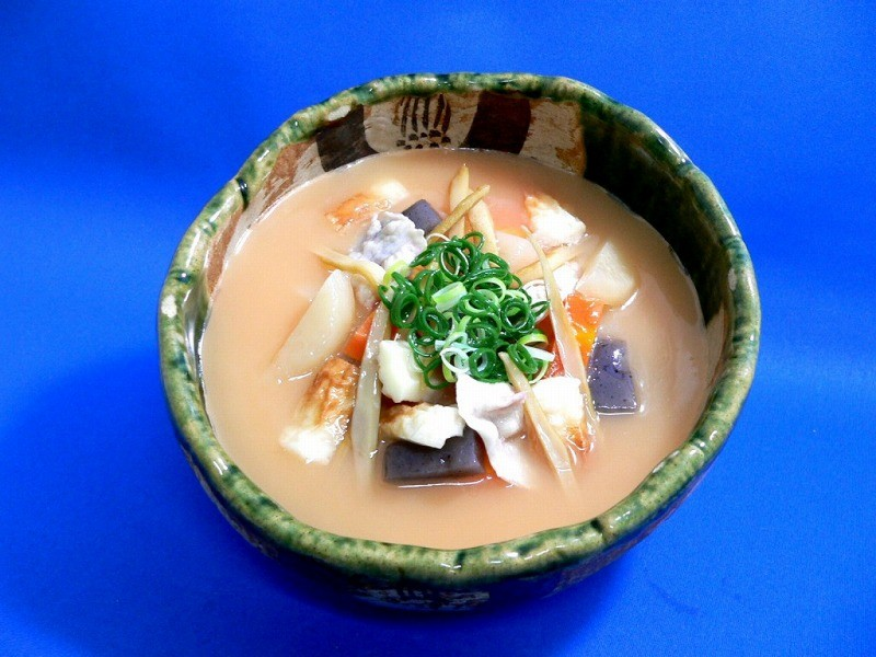 Tonjiru (Pork) Soup Replica | Fake Food Japan
