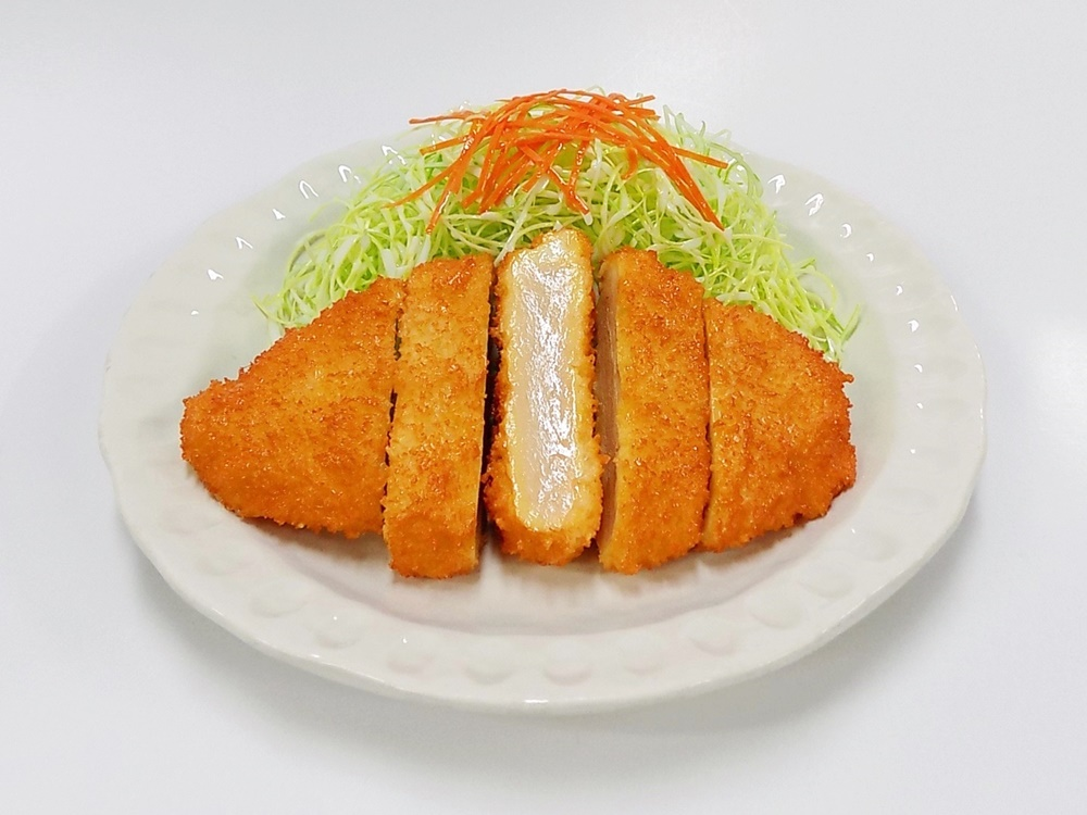 Tonkatsu (Deep Fried Pork Cutlet) Replica