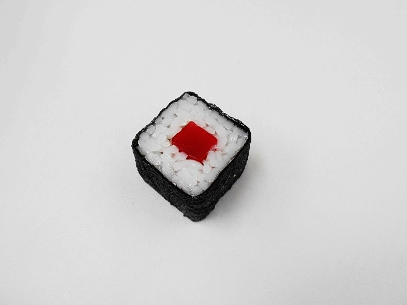 Tuna Roll Sushi Ver. 2 Magnet