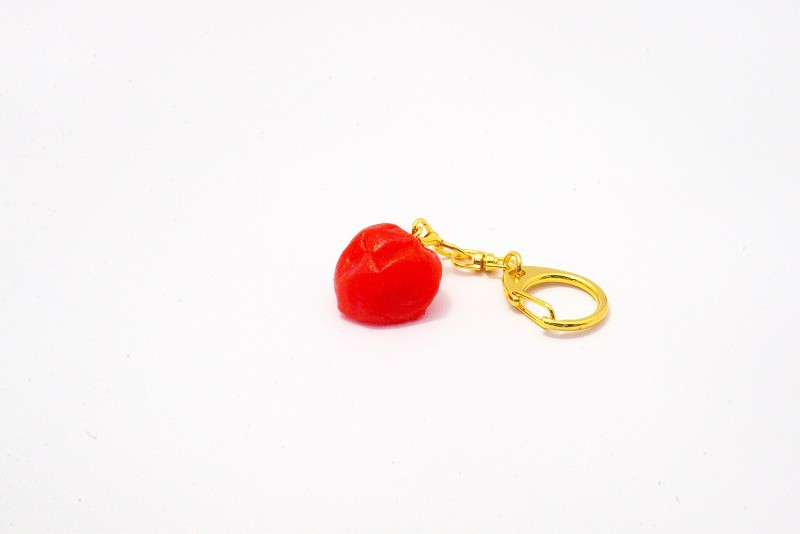 Umeboshi (Pickled Plum) (small) Keychain