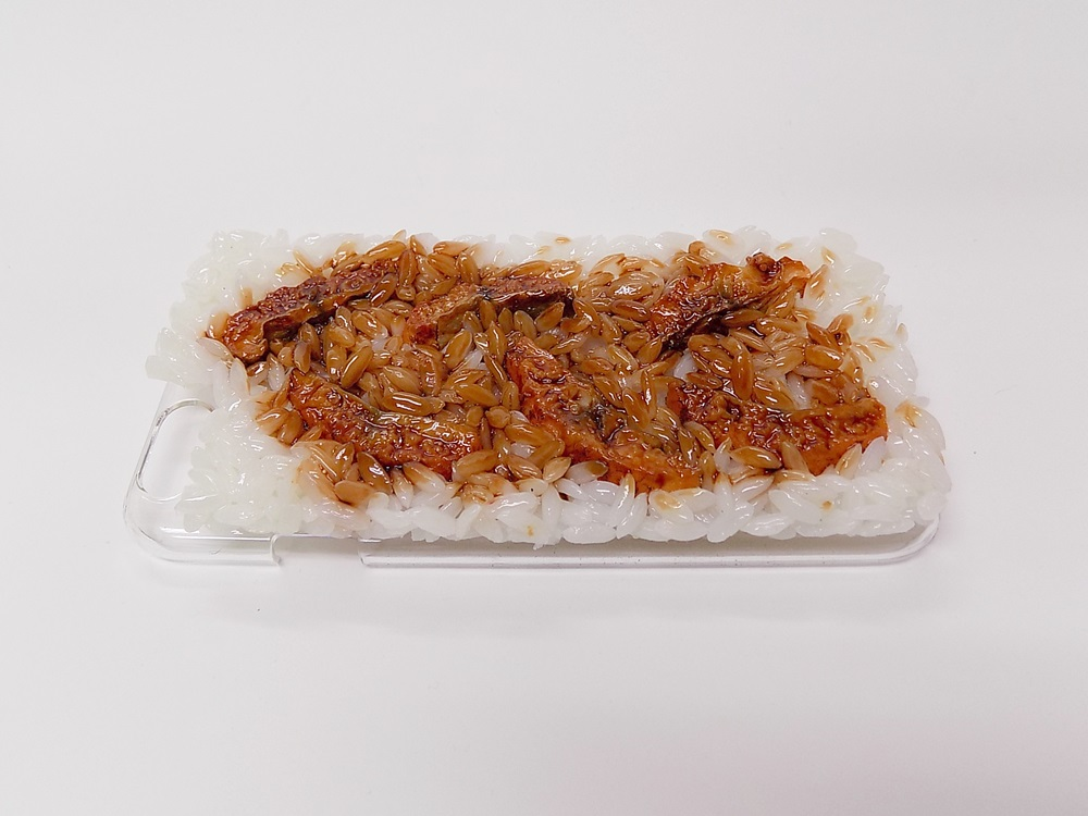 Unagi (Eel) Rice Ver. 1 (new) iPhone 5/5S Case