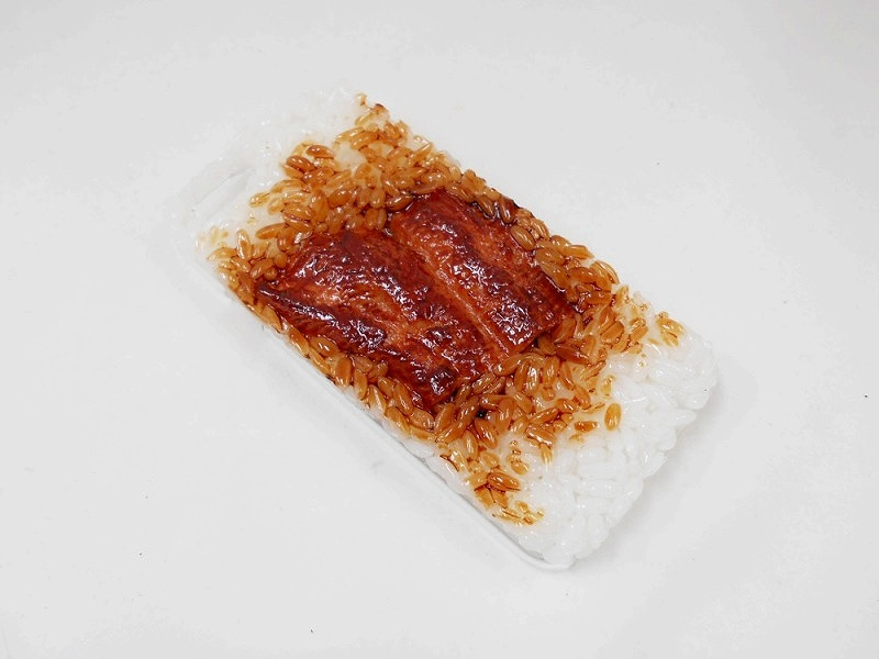 Unagi (Eel) Rice Ver. 2 iPhone 8 Case