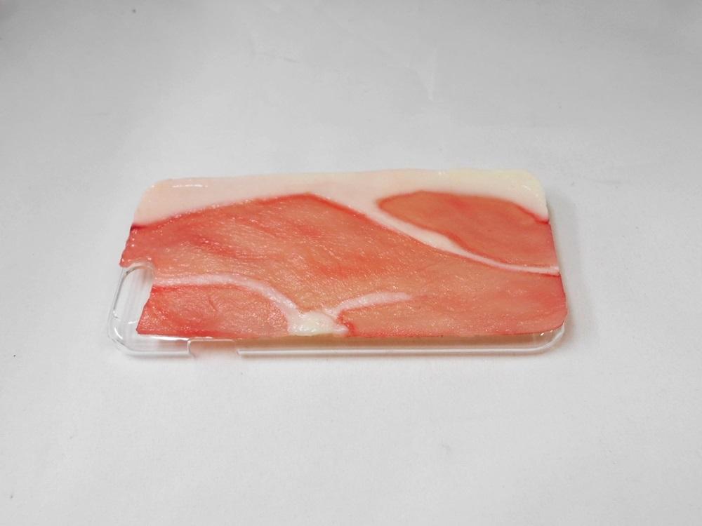 Uncured Ham (new) iPhone 8 Case