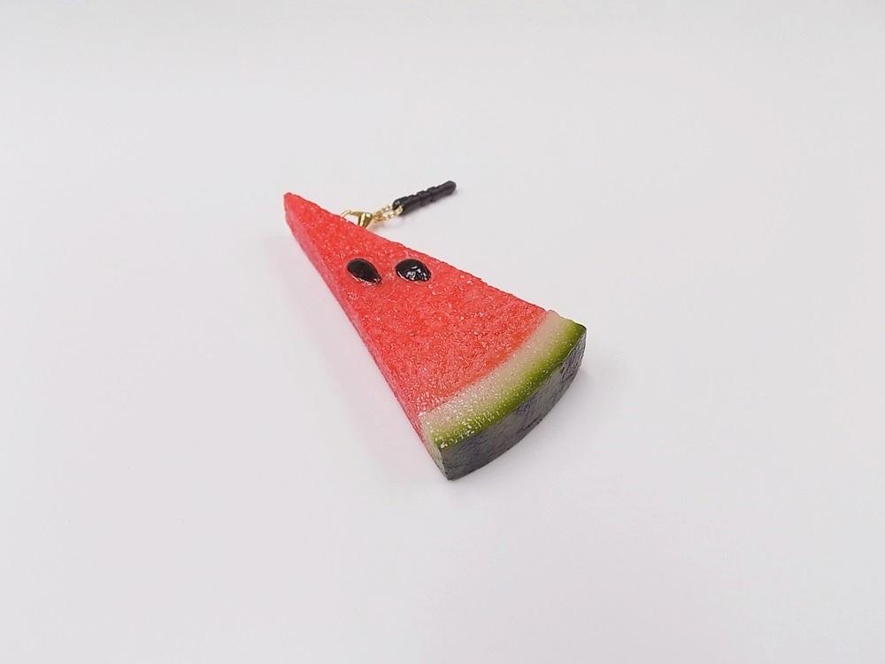Watermelon (small) Ver. 2 Headphone Jack Plug