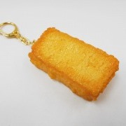 Age-dashi (Fried) Tofu Keychain - Fake Food Japan