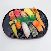 Assorted Sushi Ver. 2 Replica - Fake Food Japan