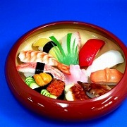Assorted Sushi Ver. 3 Replica - Fake Food Japan