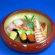 寿司桶  食品サンプル