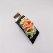 Avocado & Shrimp (large) Hair Clip - Fake Food Japan