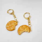 Broken Cracker Keychain - Fake Food Japan