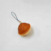 Castella Cell Phone Charm/Zipper Pull - Fake Food Japan