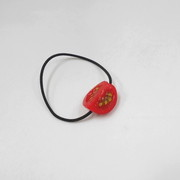 Cherry Tomato (quarter-size) Hair Band - Fake Food Japan