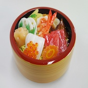 Chirashi Sushi Replica - Fake Food Japan