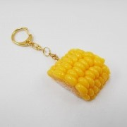 Corn Keychain - Fake Food Japan