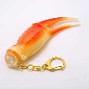 Crab Claw Keychain - Fake Food Japan