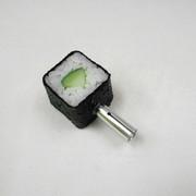 Cucumber Roll Sushi Ver. 2 Pen Cap - Fake Food Japan